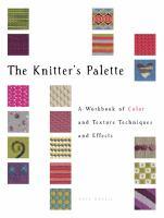 The Knitter's Palette