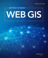 Getting to know Web GIS /