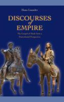Discourses of empire [electronic resource] : the gospel of Mark from a postcolonial perspective