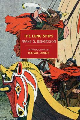 Cover art for The Long Ships