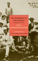 The burning of the world : a memoir of 1914