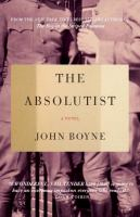 Cover of the book The absolutist