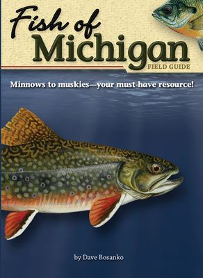 cover of the book Fish of Michigan Field Guide