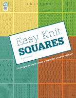 Easy knit squares : designs