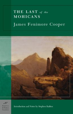 Cover Image for The Last of the Mohicans by James Fenimore Cooper
