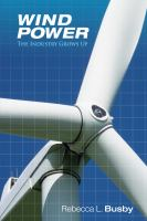 Wind power [electronic resource] : the industry grows up