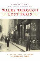 Walks Through Lost Paris