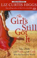 The girl's still got it : [text (large print)]