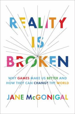 Book cover for Reality is Broke