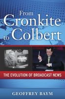 From Cronkite to Colbert