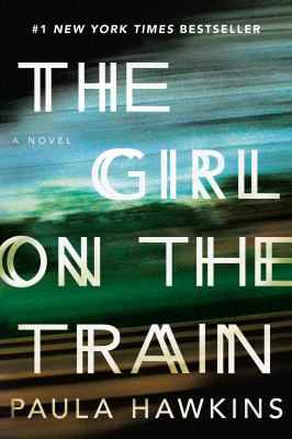 The Girl on the Train book jacket