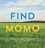 Book Cover Image - Find Momo