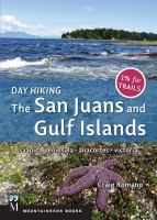 Day hiking : the San Juans and Gulf Islands