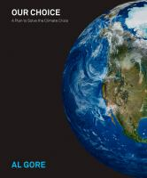 Book cover for Our Choice by Al Gore