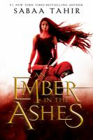 Cover of the book An ember in the ashes : a novel