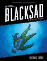 Cover of the book Blacksad.