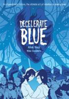 Decelerate Blue book jacket