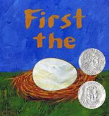 Cover Art for First the egg