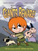 Cover of the book Giants beware!