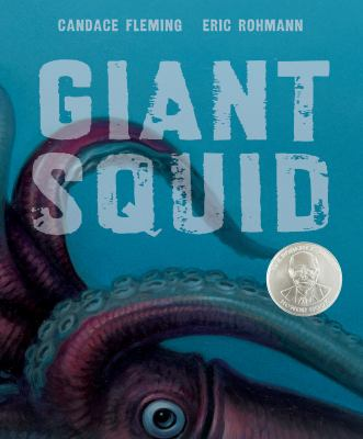 Giant Squid book jacket