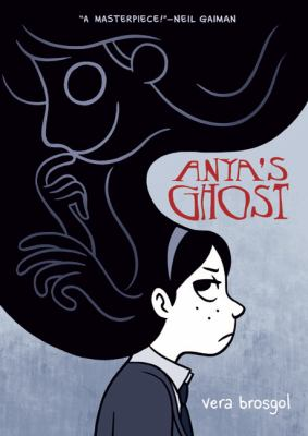 Cover art for Anya&#39;s Ghost