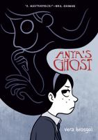 Cover of the book Anya's ghost