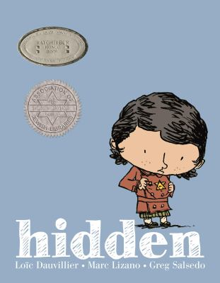 Hidden: A Child\'s Story of the Holocaust(book-cover)