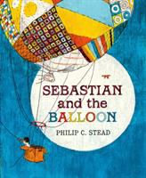 Cover of the book Sebastian and the balloon