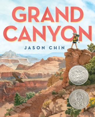 Grand Canyon book jacket