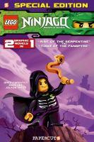 LEGO Ninjago Special Editiion #2