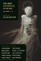 The best horror of the year. Volume five [electronic resource]