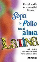 Sopa de pollo para el alma latina