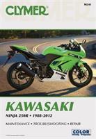 Clymer Kawasaki Ninja 250R, 1988-2012 [electronic resource]