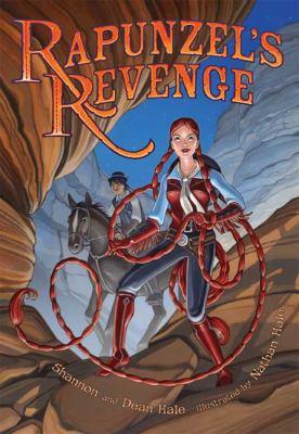 Rapunzel\'s Revenge(book-cover)