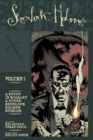 Sherlock Holmes. Volume 1, A study in scarlet &amp; other Sherlock Holmes stories