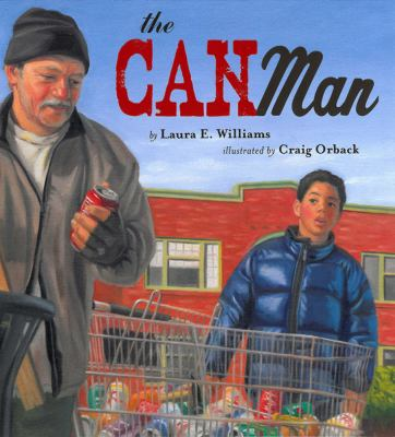 Cover Art for The can man 