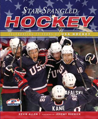 cover of the book Star-Spangled Hockey