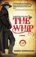 The whip : a novel