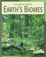 Earth's biomes