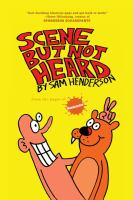 Cover of the book Scene but not heard