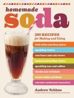 Homemade Soda