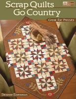 Scrap quilts go country