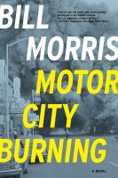 Cover of the book Motor City burning