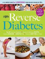 Reverse diabetes : a simple step-by-step plan to take control of your health.