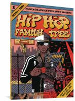 Cover of the book Hip hop family tree