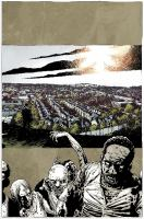 The walking dead. Volume 16, A larger world