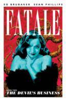 Fatale. Book 2, The devil's business.