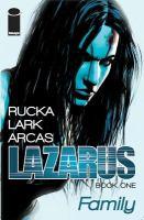 Cover of the book Lazarus.