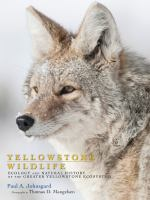Yellowstone wildlife : ecology and natural history of the greater Yellowstone ecosystem