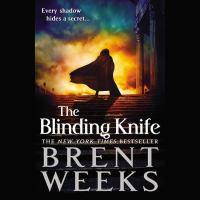 The Blinding Knife : Lightbringer Series, Book 2